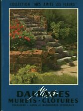 Livre dallages murets clotures book