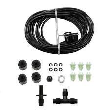 Air Shock Absorber Suspension Hose Line Accessory Adaptor Kit Ride Repair Parts