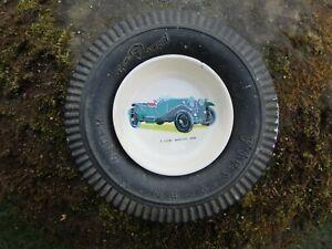 1960`s Car Garage Firestone Tyre Ashtray Basildon Reading 1926 Bentley VGC