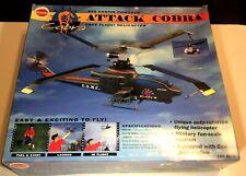 Cox Attack Cobra #4502 Open Box! NEW! .049 Engine Power!