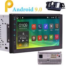 Android 9.0 Universal Doppel Din 1080P HD Video Mehrere Sprachen Rückfahrkamera