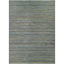 Couristan Cape Hinsdale Teal & Cobalt In/Out Rug