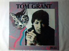 TOM GRANT Just the right moment lp ITALY NUOVO