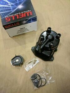 Wells Distributor Cap & Rotor Kit fits ACURA CL HONDA ACCORD CIVIC ODYSSEY OASIS