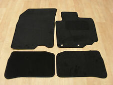 Suzuki Vitara (2015-on) Fully Tailored Car Mats in Black