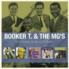 Booker T and The MGS - Original Album Series Cd5 Rhino