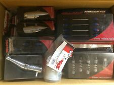 TRAXXAS PARTS MIXED ASSORTMENT IN RETAIL PACKAGING  BOX14