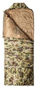 Snugpak Schlafsack Jungle Bag Terrain Pattern - Reisverschluß - Rechts / Links