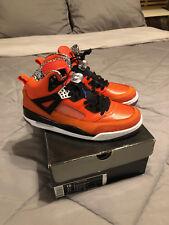 Air Jordan Spizike Flash Orange Knicks sz 10
