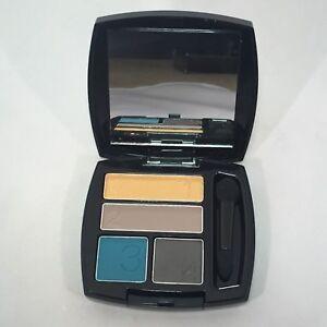 Avon True Color Eyeshadow Quad SAVAGE BEAUTY New Discontinued
