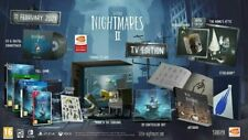 Little Nightmares II TV Edition Nintendo Switch New Sealed