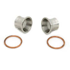Stainless Steel Torque Cones Power Taper Valve Kit for Harley Exhaust