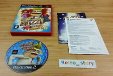 PS2 Buzz : Le Quizz Musical PAL
