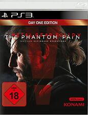 Metal Gear Solid V: The Phantom Pain PS4 (Sony PlayStation 4) NEU OVP