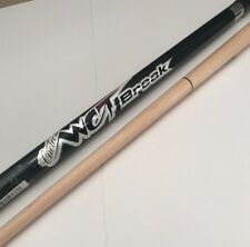 CUETEC WCT BREAK CUE CT683 TIGER TIP  BRAND NEW FREE CASE FREE SHIPPING