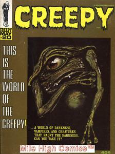 CREEPY (MAGAZINE) (1964 Series) #20 Fine