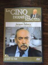 LES CINQ DERNIERES MINUTES .. DVD N°8 ... Jacques Debary