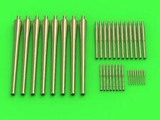 Zara armamento conjunto para Trumpeter (203 mm, 100 mm, 37 mm, 13,2 mm barriles #98 1/350 Master