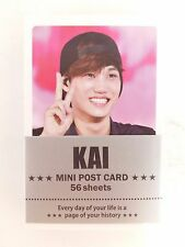 KAI EXO XOXO Photo Mini Post Card 56 Sheets KPOP