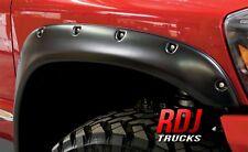 RDJ TRUCKS PRO-OFFROAD DODGE RAM 2002-2008 BOLT-ON STYLE FENDER FLARES