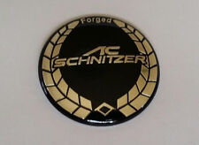 BMW AC Schnitzer T2 44mm steering wheel emblem logo badge E36 E39 E46 E60 E90 M