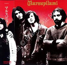 MARSUPILAMI SELF TITLED CD MINI LP OBI English progressive rock band album new