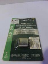 Paradise Gl33918 2.5 Watt Led Wedge Bulb,No GL33918