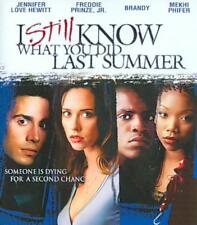 I STILL KNOW WHAT YOU DID LAST SUMMER NEW BLU-RAY