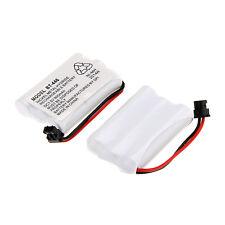 2Pcs 800mAh Cordless Home Phone Ni-MH Battery for Uniden BT-446 BT446 ER-P512