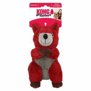 Kong Passport Shakers Squirrel Dog Toy