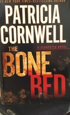 The Bone Bed by Patricia Cornwell new Kay Scarpetta hardcover Book Club
