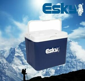 Genuine Esky 33L Plain Chilla Hard Cooler with Easy Access Lid