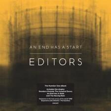 Editors : An End Has a Start CD (2007)