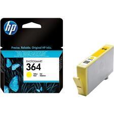 Genuine HP Cartuccia di Inchiostro Giallo 364 (CB320EE)