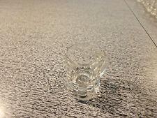 Vintage Federal Glass Miniature Beer Mug Shot Glass Mini Toothpick Holder