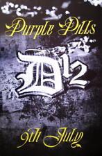 D 12 / Eminem Poster Purple Pills