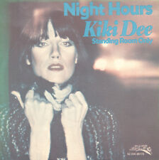 "KIKI DEE – Night Hours (1977 NEAR MINT VINYL SINGLE 7"" HOLLAND)"