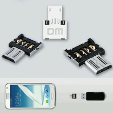USB Flash Drive U Disk OTG Converter Adapters For Samsung Android Phone Tablet
