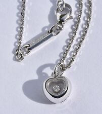 Chopard Happy Diamonds Necklace 18k