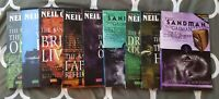 The Sandman - VOL 1-9 by Neil Gaiman - Graphic Novels TPB Vertigo DC Comics