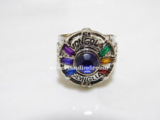 Hitman Reborn Vongola Family metal ring Sawada Tsunayoshi's keeper's ring w/ box
