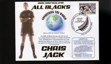 Chris Jack Nz All Blacks 2005 Grandslam Champions Cv