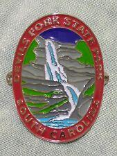 Devil's Fork State Park South Carolina Hiking Staff Stick Medallion Souvenir