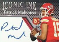 Kansas City Chiefs Patrick Mahomes Autograph Edition Rookie  Card - 3 DAY SALE
