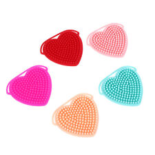 5pcs Brushes Massage Bath Shampoo Cleaning Accessories Supplies