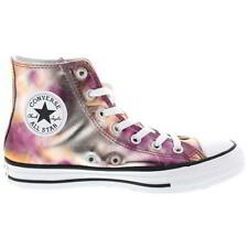 Converse All Star Hi Womens Ladies Canvas High Top Trainers Shoes Size 4-7