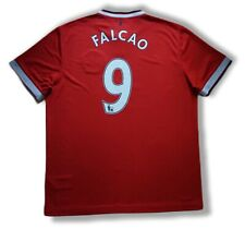 Falcao #9 Manchester United 2014 2015 Home Football Soccer Shirt Jersey Nike Kit