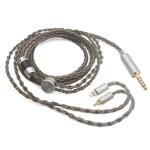 2 Pin 0.78mm Earphone Upgrade Cable for BL03 V80 KZ ZS10 AS10 ZS6 ZST ZSR TRN ..
