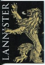 Games Of Thrones Season 2 Family Sigil Chase Card  H3 House Lannister