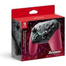 Nintendo Switch Pro Controller - Xenoblade 2 Edition